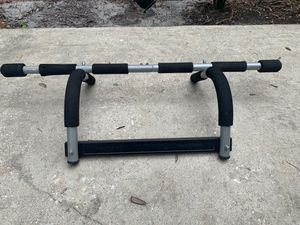 Iron Gym pull up bar for Sale in Gulf Breeze, FL