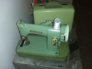 Sewing Machine-Singer 60s vintage for Sale in New England, ND