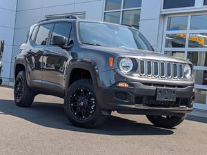 2018 Jeep Renegade for Sale in Olympia, WA