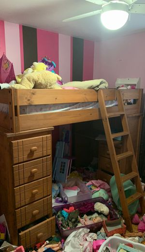 Brown bunk beds for Sale in Arnold, MO