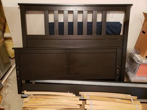 Bed Frame IKEA (Full Size) for Sale in Canonsburg, PA