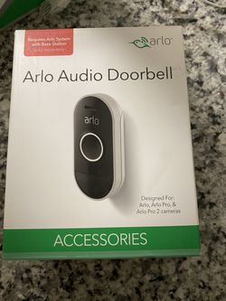 Arlo Security System for Sale in Meriden,  CT