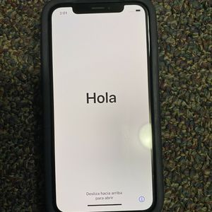 Unlocked iPhone X in Excellent condition (256GB) for Sale in Lexington, KY