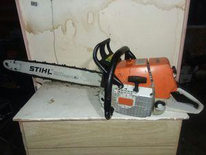 Stihl MS-460 pro saw for Sale in Kennewick, WA