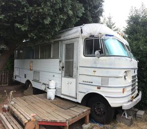 1966 dodge chinook mobilodge for Sale in Seattle, WA