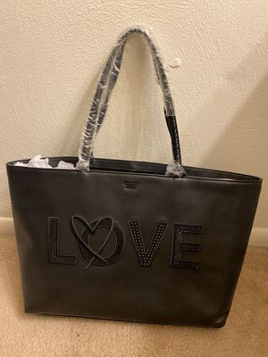 Victoria's Secret leather tote for Sale in Virginia Beach, VA