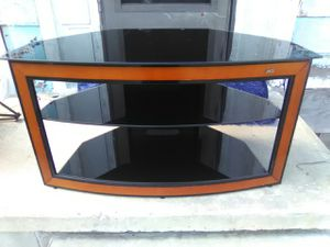 3 deck TV stand . for Sale in S CHESTERFLD, VA