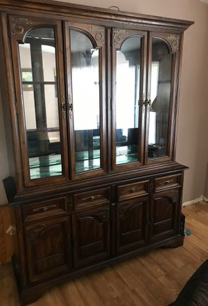 China Cabinet/vitrina for Sale in Aumsville, OR