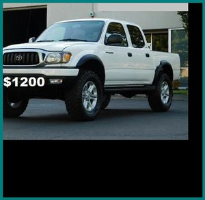 Price$1200 Toyota Tacoma for Sale in Annapolis, MD