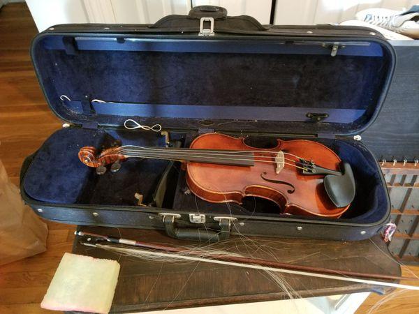 Vintage Giuseppe Renaldi Violin