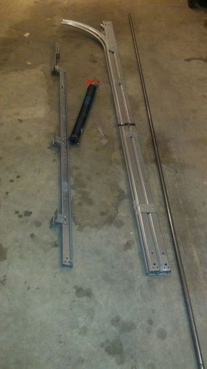 Garage door tracks 2 for Sale in Detroit, MI