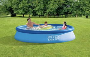 "Intex 12 ft X 30 in Easy Set Pool Set with Filter Pump (12'x30"") - NEW for Sale in Springfield, VA"
