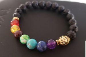 *NATURAL STONE- 7 Chakra Healing Bracelet (healing,calm emotions,remove negative energy, health Benefits-see photos) for Sale in Rancho Cucamonga, CA