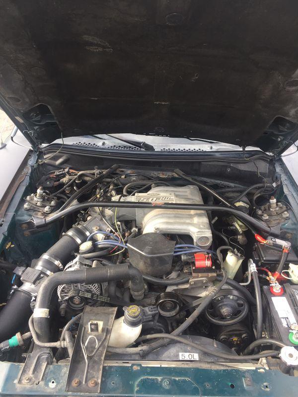 1995 Mustang GTS 5.0 Convertible