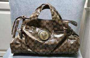 GUCCI CRYSTAL HYSTERIA TOTE for Sale in Weirton, WV