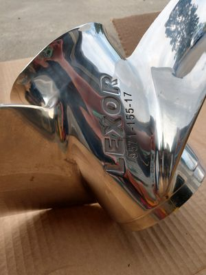 Lexor/Silas Outboard Propeller 15 1/2 x 17 for Sale in Snohomish, WA