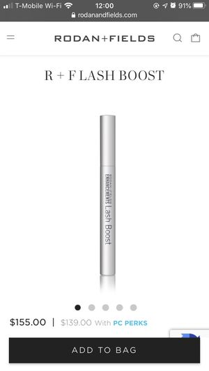 Rodan and fields Lash Boost for Sale in Queens, NY