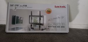 Loctek. LOW PROFILE TILT LED TV BRACKT. FOR 32/55 INCHE. NEW.IN BOX. for Sale in Murray, UT