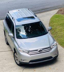 2012 Toyota Highlander for Sale in Marietta,  GA