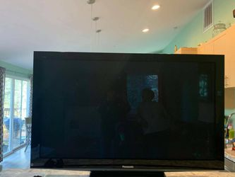 "60"" Panasonic Flat-screen TV for Sale in Port Orchard,  WA"