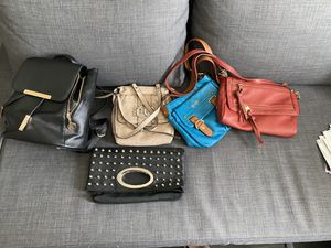 Woman's hand bags / satchel for Sale in Los Angeles, CA