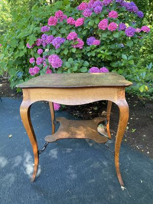 Vintage French bistro table. for Sale in Rivergrove, OR