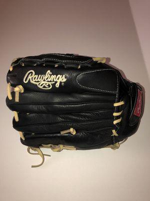 Rawlings 12 1/2 baseball softball leather glove for Sale in Riverside, CA
