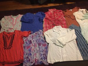 Large size clothes for girls for Sale in Los Angeles, CA