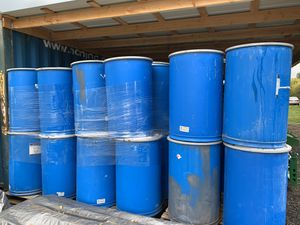 55 gallon barrels for Sale in Ridgefield, WA