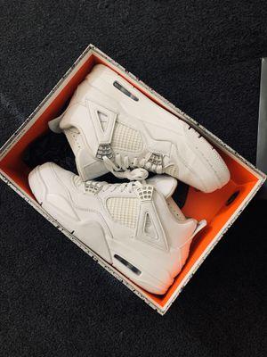 "Jordan 4 ""Pure Money"" sz 10 for Sale in Sacramento, CA"