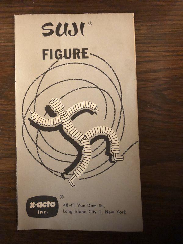 1955 Suji Wire Art