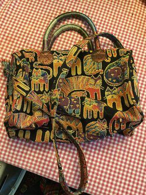 Laurel Burch purse- CATS for Sale in Bonney Lake, WA