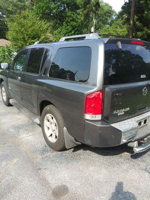 Selling for parts Armada (nissan) for Sale in Mableton, GA