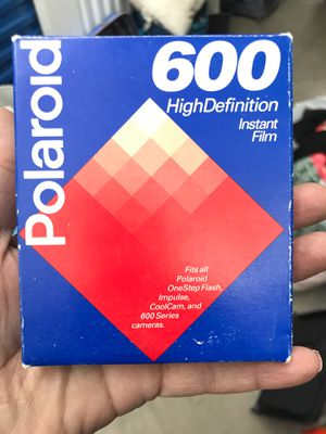 600 film 1 box. $5 for Sale in MD, US