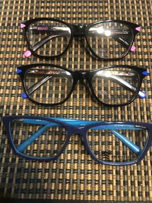 Glasses only frames new!!! Each 15$ for Sale in Des Plaines, IL
