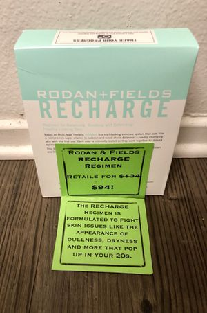 Rodan and Fields Recharge Regimen (consultant pricing!) for Sale in Los Angeles, CA