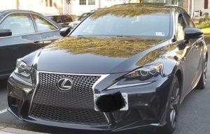 2015 Lexus is250 F-sport **LOW MILES** for Sale in Sudley Springs, VA