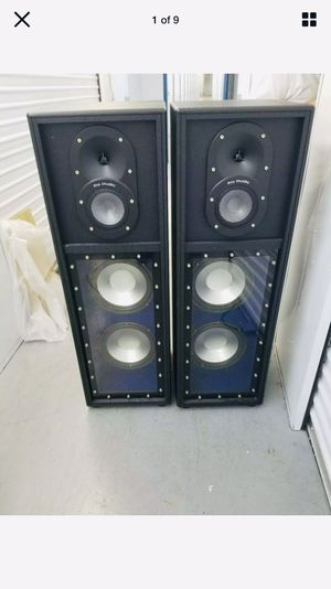 PRO AUDIO PS413 PAIR OF SPEAKERS 🔊 FOR ONLY $380.00 - O.B.O for Sale in Castle Rock, CO
