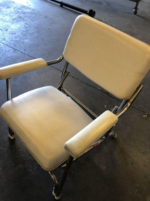 Boat Deck Chair - Good Shape 45.00