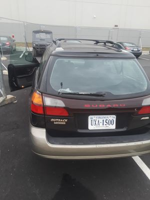 2003 Subaru outback awd 200k Hwy miles all power ac/heat good engine/trans good tires/brakes no mechanical issues!! for Sale in Alexandria, VA