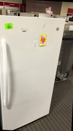 GE Upright Freezer 17.3 cu ft‼️‼️ 7LH for Sale in Houston, TX