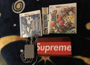 Nintendo 3DS XL (Red) for Sale in Seattle, WA