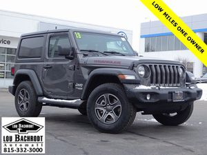 2019 Jeep Wrangler for Sale in Rockford, IL