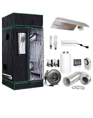 Virtual Sun VS4800-48 Reflective Grow Tent - 48'' x 48'' x 78'' Complete Set for Sale in Newark, CA
