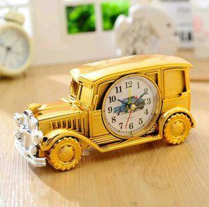 Gold car alarm clock for Sale in Houston, TX