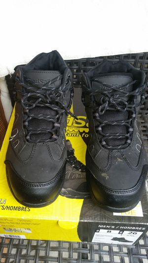 Steel toe boots for Sale in Fremont, CA