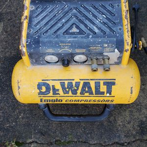 Dewalt Compressor For Parts for Sale in Federal Way, WA