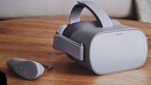 Oculus go barely used with Remote Desktop app already installed for Sale in Cleves, OH