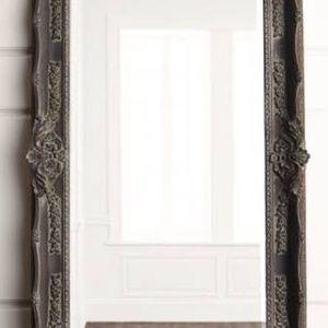 Horchow Antique Black Floor Mirror for Sale in Alexandria, VA