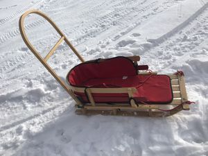LL bean sled for Sale in Bristol, CT